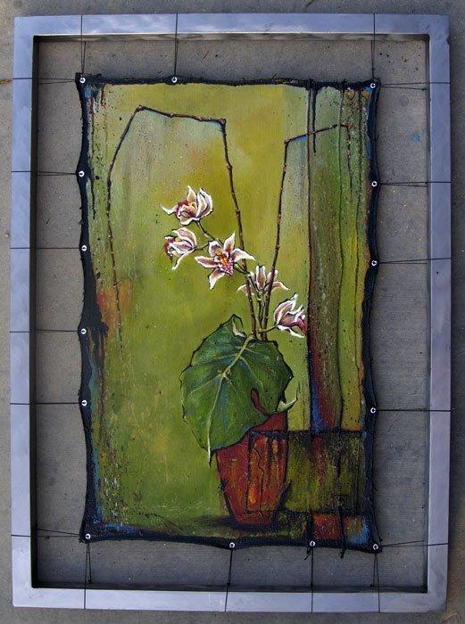 Cymbidium Orchid III