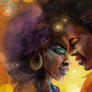 Opie Snow ~ Moongazing Art Print #13