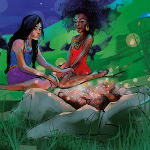 Opie Snow ~ Moongazing Art Print #21
