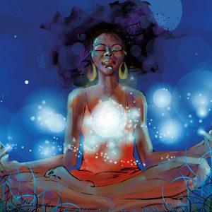 Opie Snow ~ Moongazing Art Print #23
